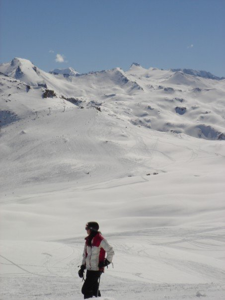 val disere skiing france21