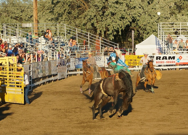 the dalles oregon rodeo21