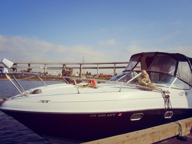 boat portland