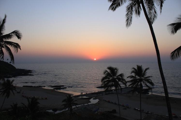 goa-india beach