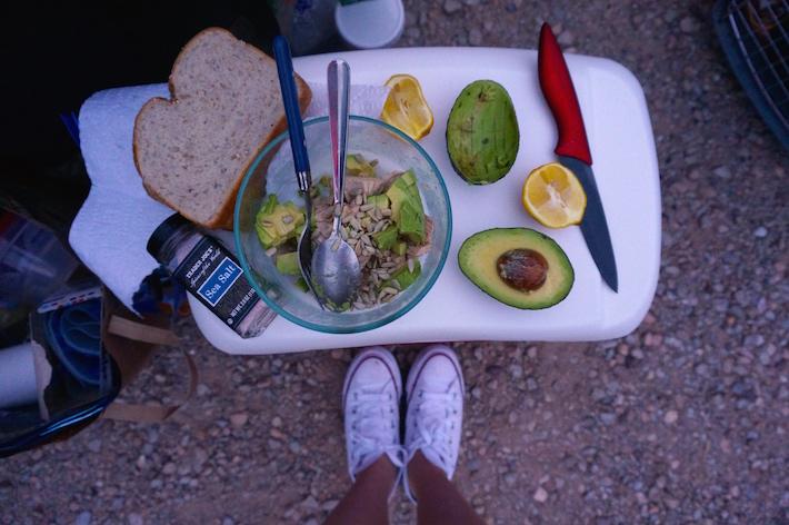 road trip utah moab food1