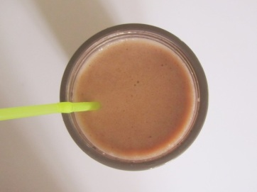 Strawberry Celery Smoothie