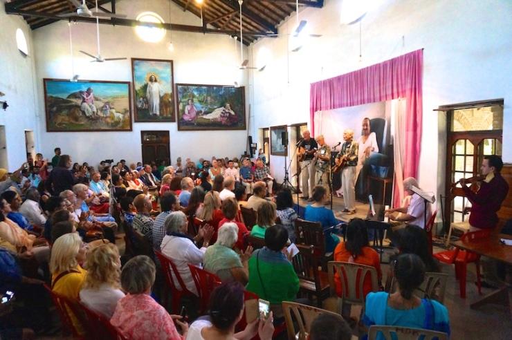 Meherabad, India Music