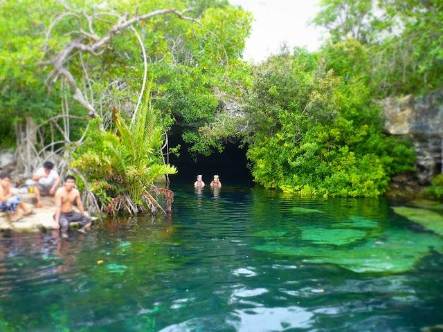 cenote cancun mexico 1