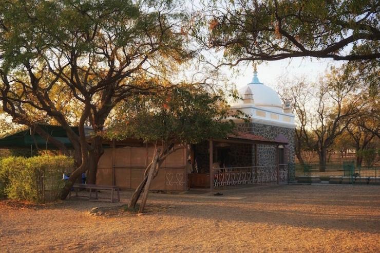 Meher Baba Samadhi Meherabad, India