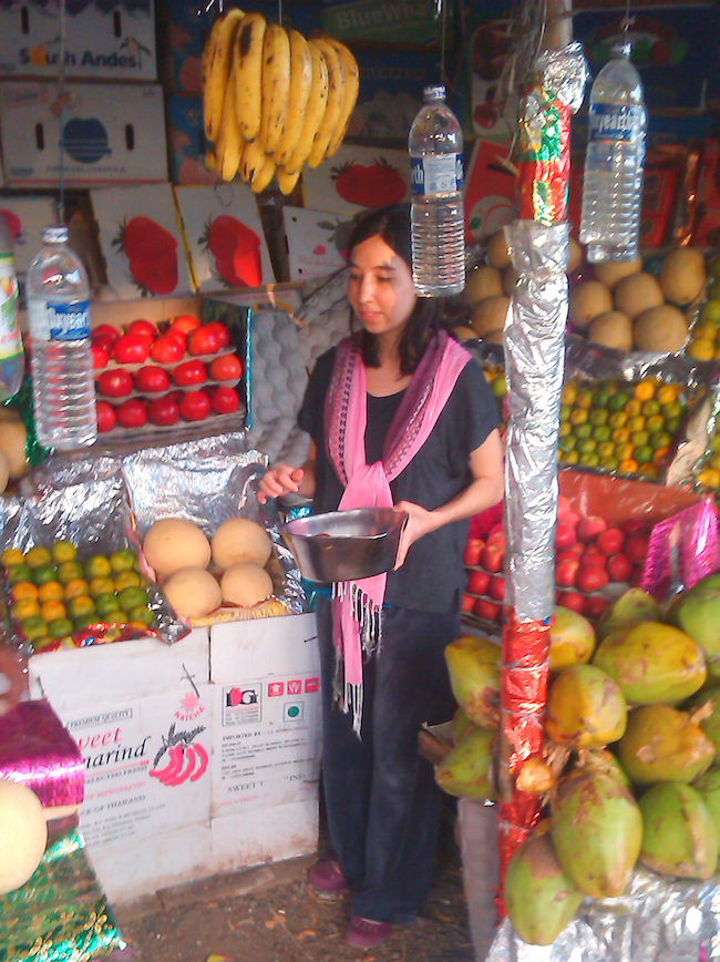 fruit market india me