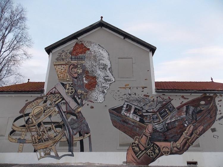 portugal lisbon street art