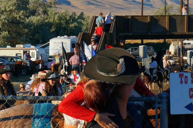 the dalles oregon rodeo9
