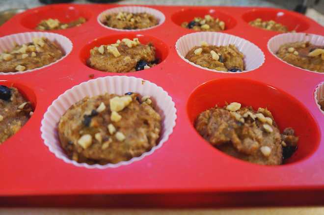 banana muffins paleo7
