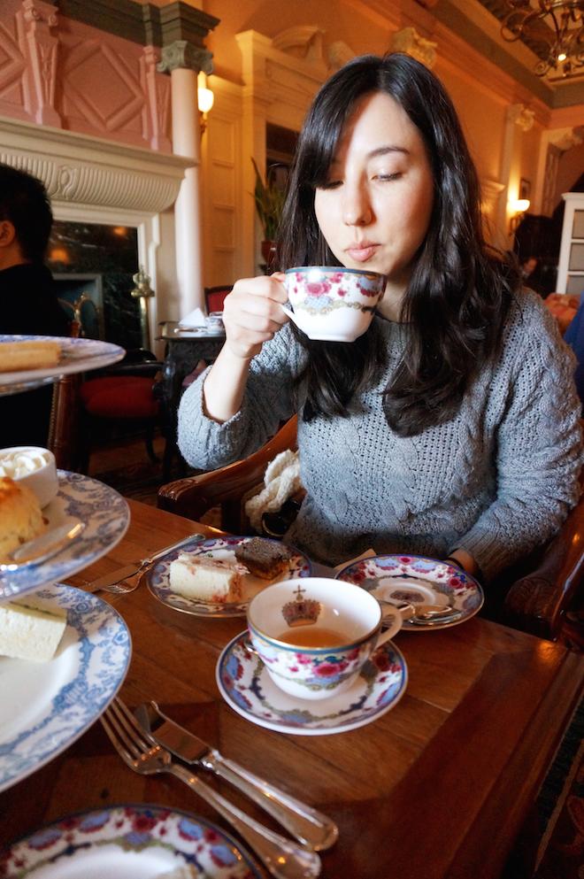 afternoon tea empress hotel victoria bc11