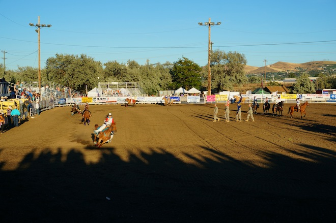 the dalles oregon rodeo18