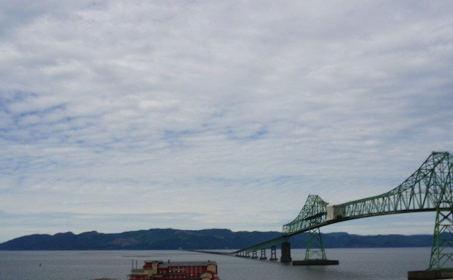 astoria bridge oregon