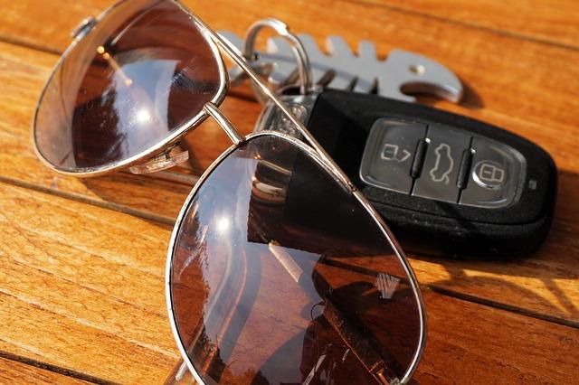 Hiring A Car Abroad