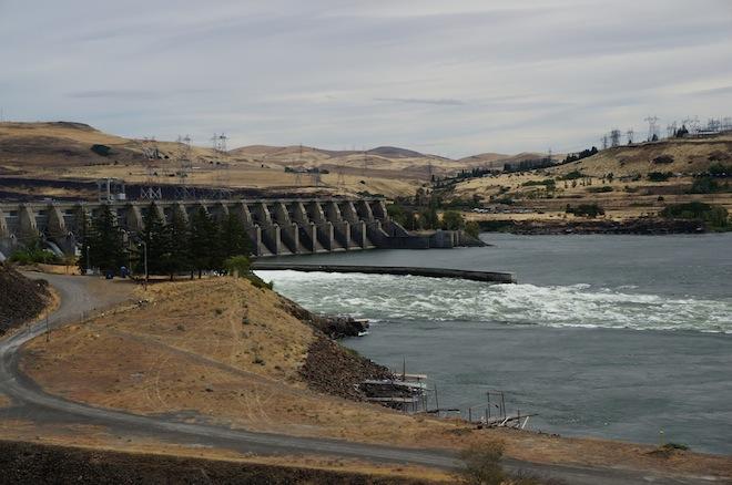 the dalles or bridge dam5
