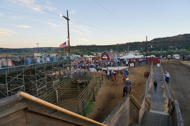the dalles oregon rodeo33