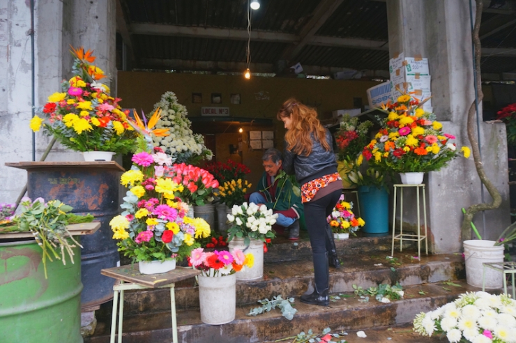 mexico city flowers