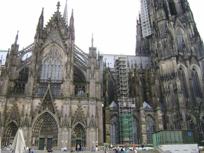 europe church