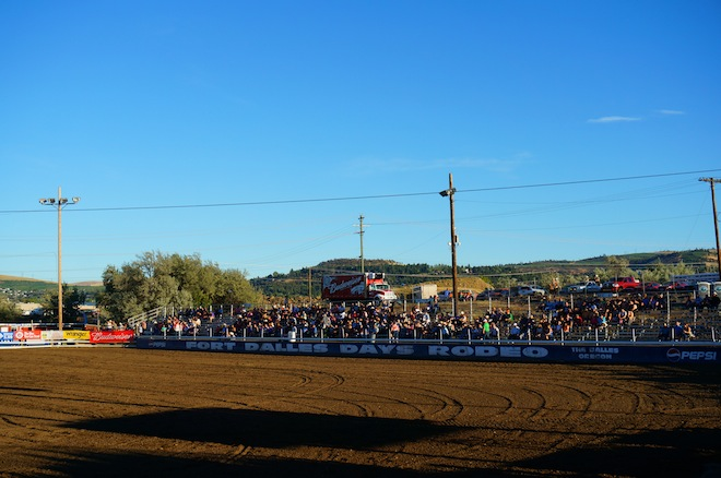 the dalles oregon rodeo16