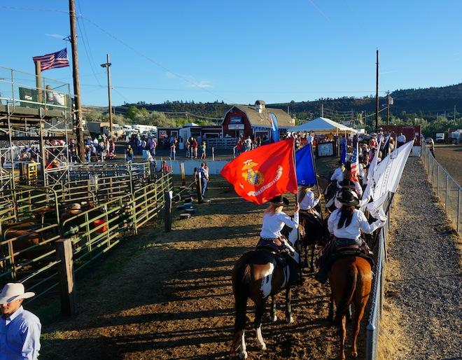 the dalles oregon rodeo14
