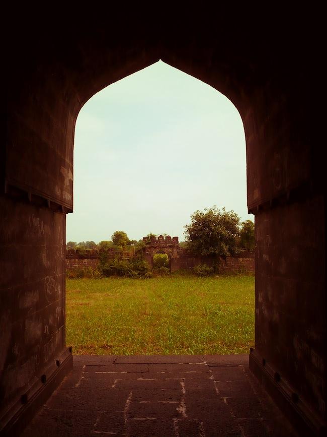 kind ahmed tomb