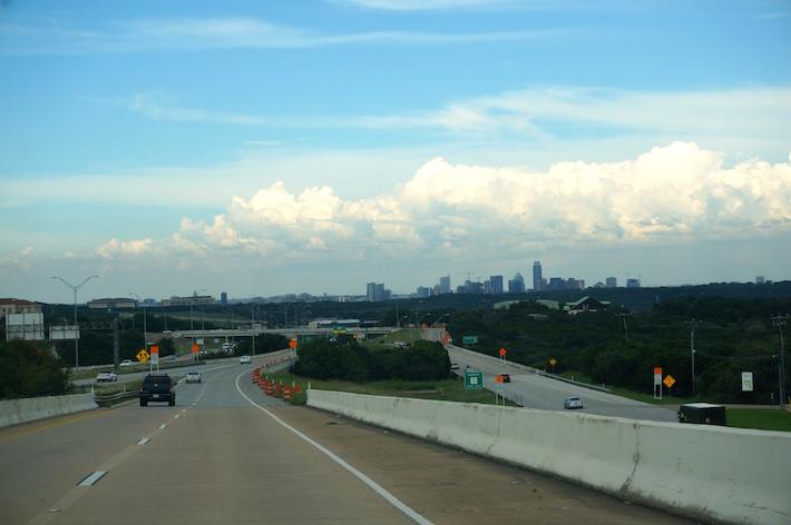 road trip austin texas