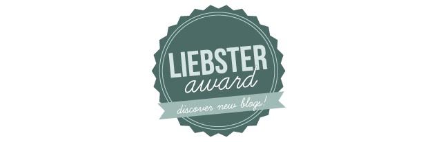 liebster award banner