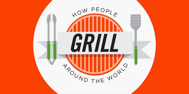 grill around the world