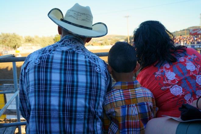 the dalles oregon rodeo19