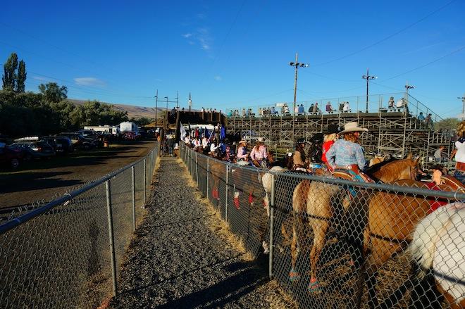 the dalles oregon rodeo11