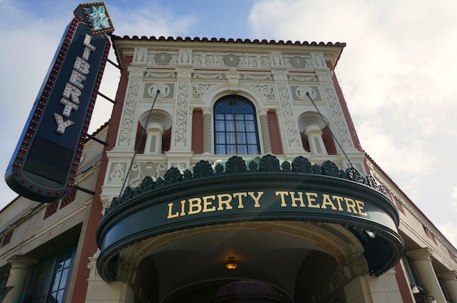 Astoria, Oregon Liberty Theater