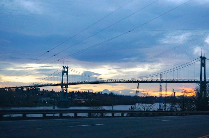 sunrise portland or