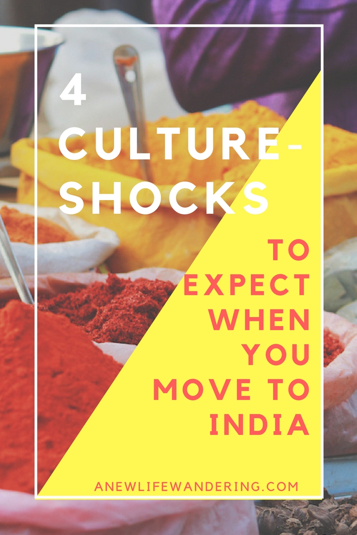 4 culture shocks to expect when you move to India