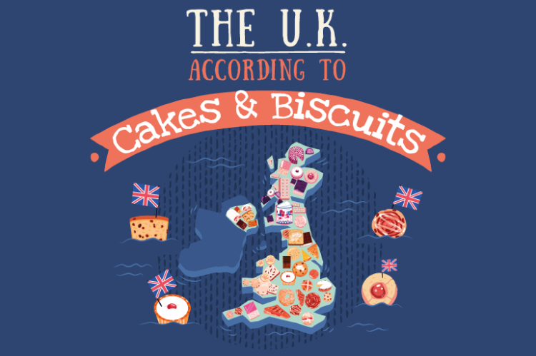 41 Iconic Cakes and Biscuits In The UK