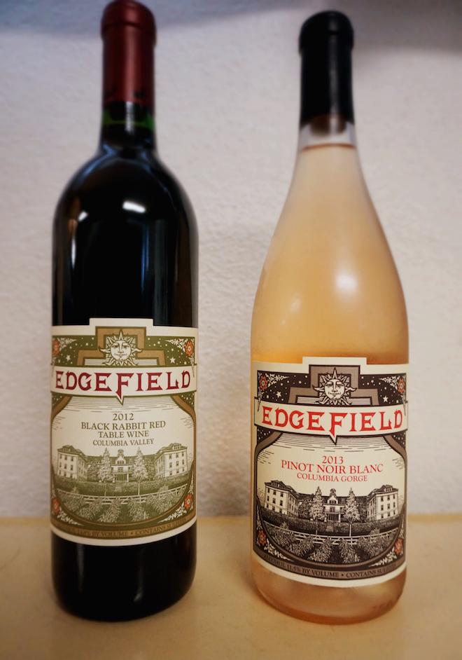 McMenamins Edgefield wine