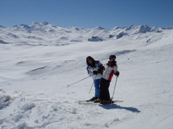 val disere skiing france1