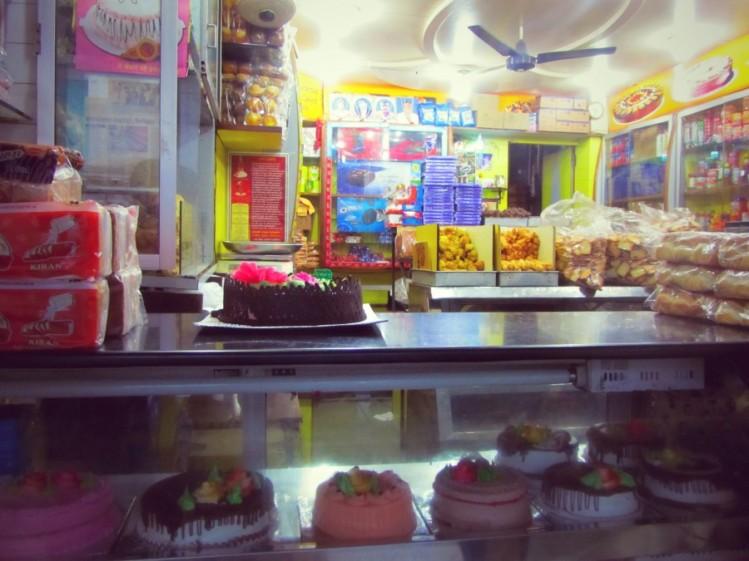 cake shop india