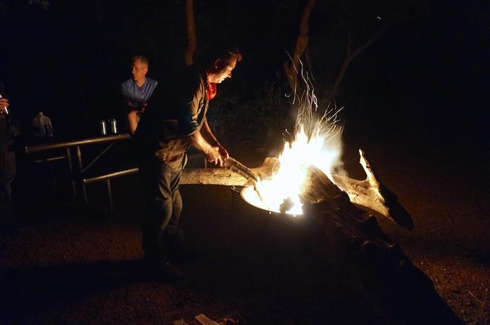 road trip utah moab fire