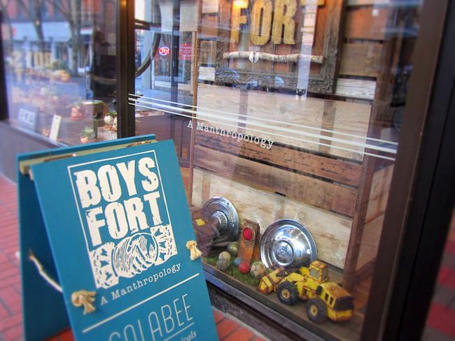boys fort portland
