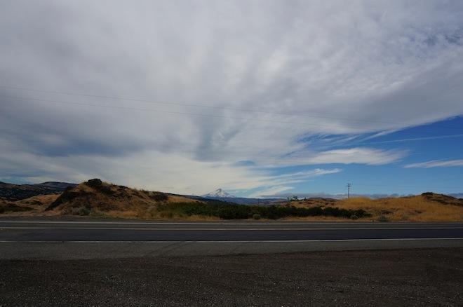 Mt. Hood at a distance