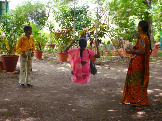 india swing