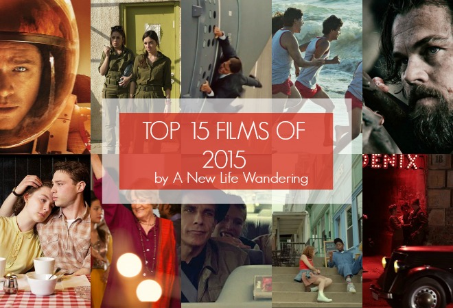 top films of 2015