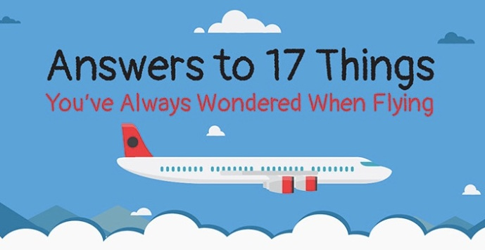 17 answers to Questions When Flying