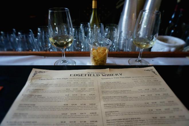 McMenamins Edgefield winery
