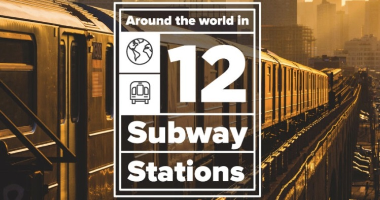 around the world subway
