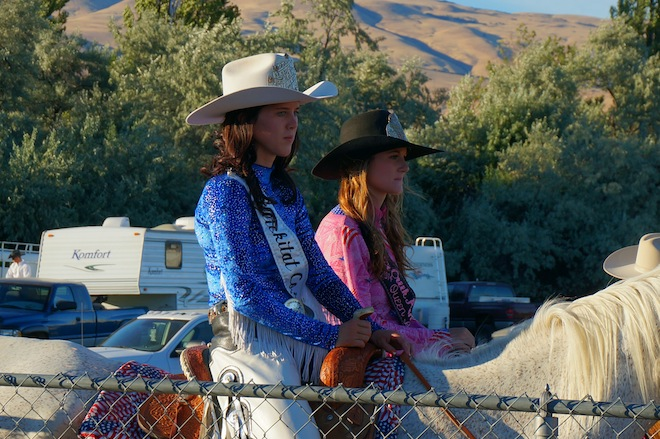 the dalles oregon rodeo8
