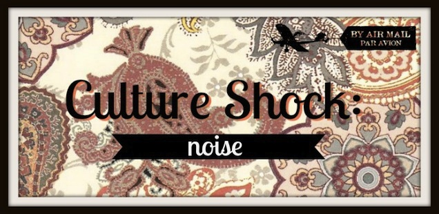 cultureshock noise