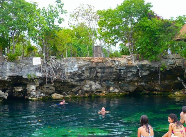 cenote mexico cancun 2