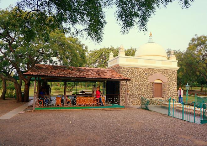 Meher Baba's Samadhi