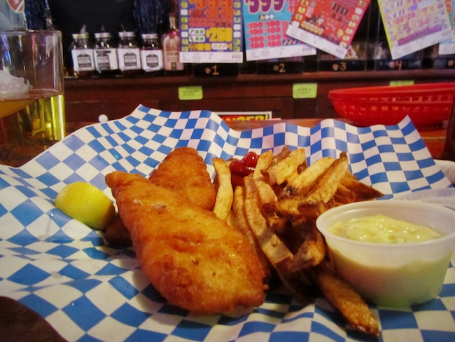 fish and chips eatonville