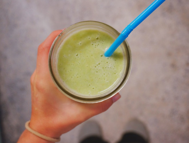 honeydew green smoothie